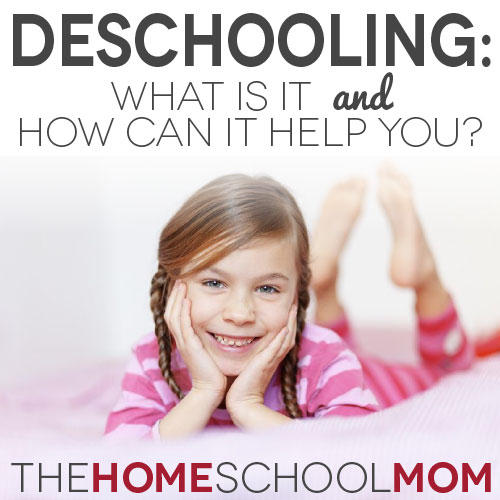 What is deschooling and how can it help you?